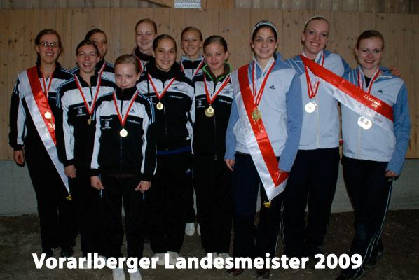 Vorarlberger Landesmeisterschaften 2009