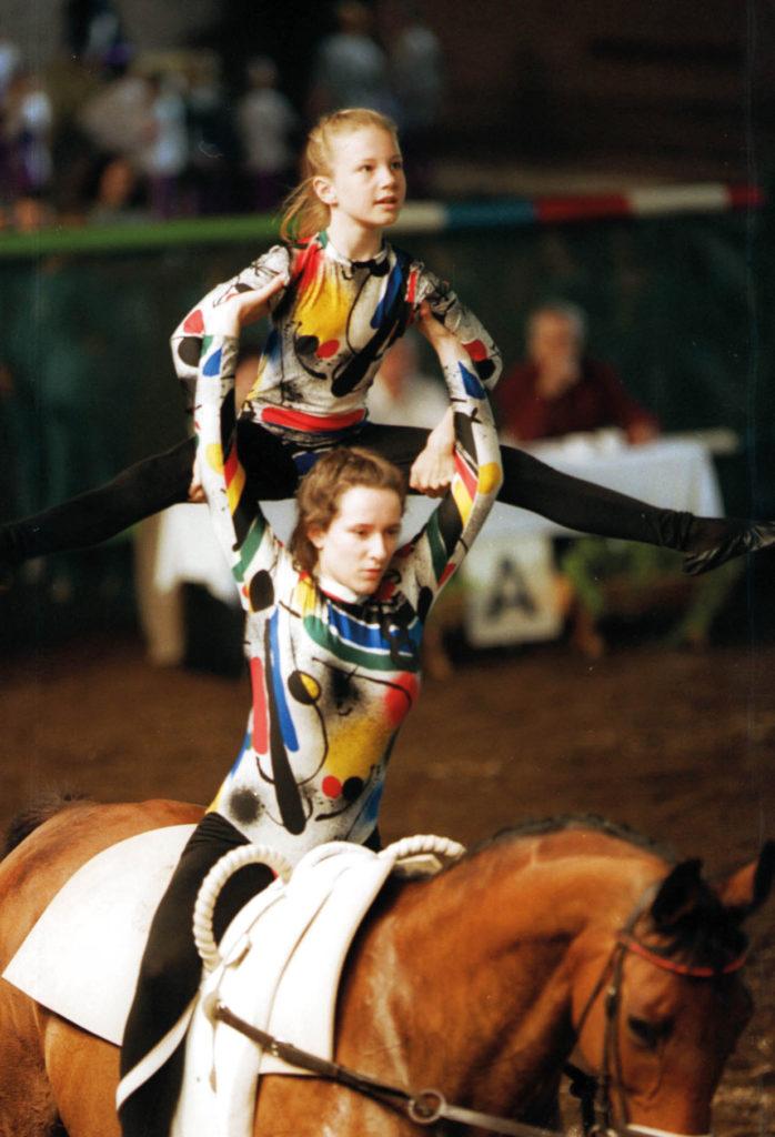 Anfänge 1995