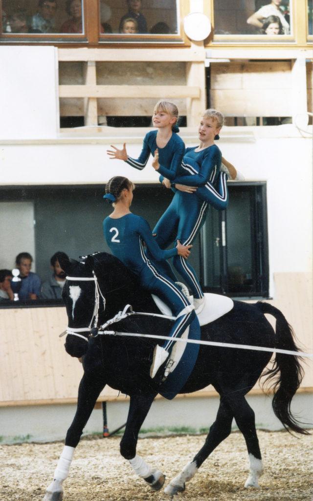 Dreierkür 1997 auf Rias
