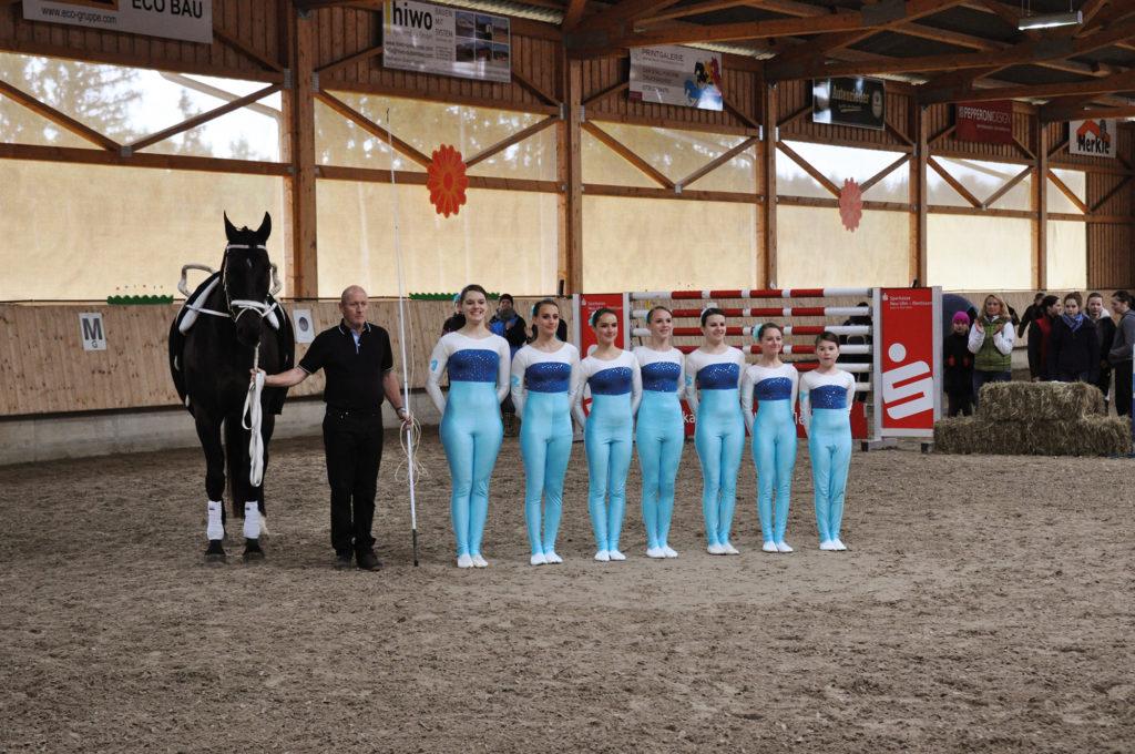 Juniorteam in Roggenburg 2014